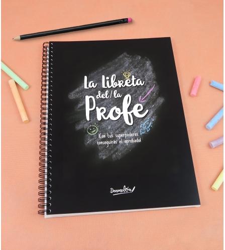 Libreta del profesor