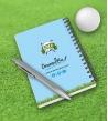 Libreta Golf